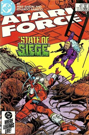 Atari Force 15