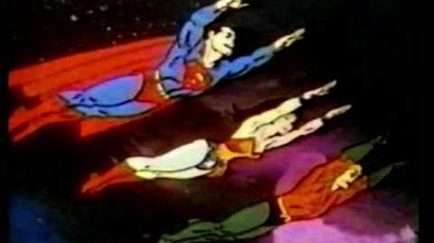 Super Friends Introduction 1980