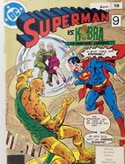 Superman Greek Comics 9