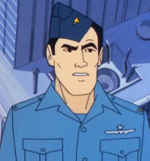 Col. Wilcox (01x13 - The Mysterious Moles)
