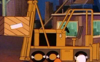 Forklift professor goodfellow's geec