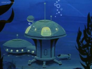 Aqua Lab (02x2c -The Mysterious Time Creatures) 2