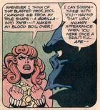 Giganta Recalling her Transformation (SuperFriends 30)