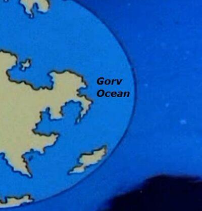 Gorv Ocean