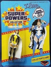 Zatanna (Super Powers figure variant)