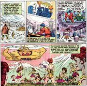 Aps and Zamors (Secret Origins 23 February 1988)