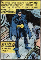 Nightwing (Superman Family 184)