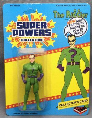 Riddler (Super Powers figure)
