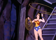 Wonder Woman SF The Cowgirl