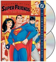 Challenge of the Super Friends the first season