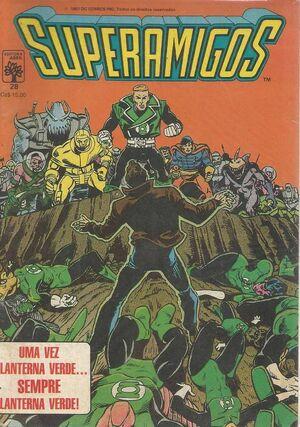 Super Amigos comics 8
