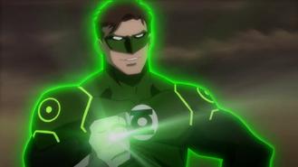 Justin Kirk & Nathan Fillion (Hal Jordon DCAMU)