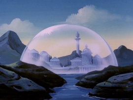 Ocina's Atlantean City (05x07c - Return of Atlantis)