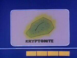 Green Kryptonite (05x05b - Invasion of the Gleeks)