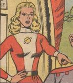 Saturn GIrl (Superboy 185)