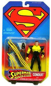 Conduit Superman Man of Steel figure