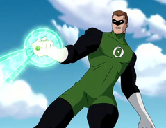 David Boreanaz (Justice League - The New Frontier, 2008)
