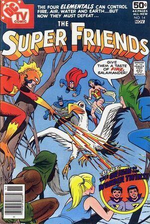 Super-friends super 14