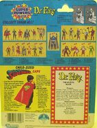 Doctor Fate Super Powers Figure - BACK