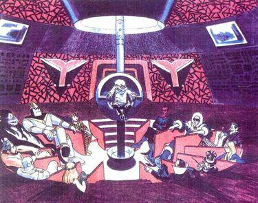 Proto-Legion of Doom