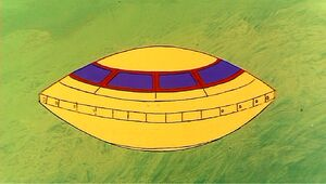 Balunian spacecraft