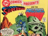 DC Comics Presents - Superman and the Masters of the Universe