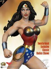 Wonder Woman (Super Powers Collection Maquette)