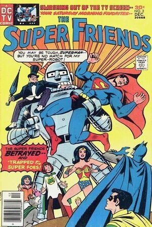 Super-friends comic 2