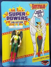 Hawkgirl (Super Powers figure) (variant)
