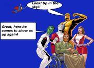Superman and the Doom Patrol