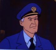 Unnamed Coast Guard Official (02x1d - The Whirlpool)