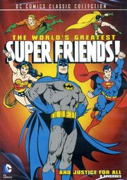 The World's Greatest Super Friends - And Justice For All