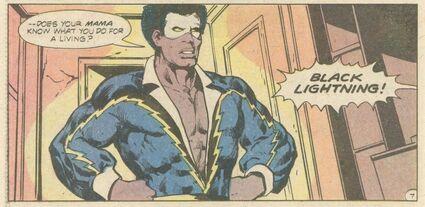 Black Lightning (World's FInest Comics 159)