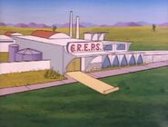 Fake GREPS building