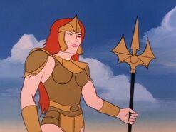 Queen Ocina (05x07c - Return of Atlantis)