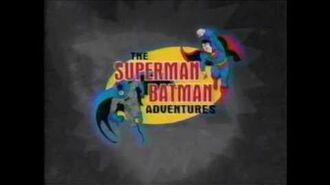 USA - The Batman & Superman Adventures Teenage Mutant Ninja Turtles Promo - 1996