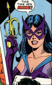 Huntress (Wonder Woman 281)