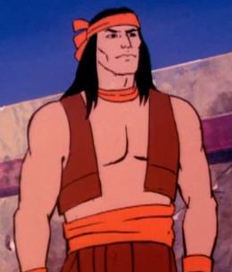 Apache Chief (03x09b - Revenge on Gorilla City)