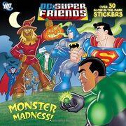 DC Super Friends - Monster Madness