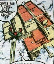 Justice League Antarctica Embassy