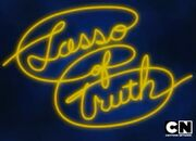 Wonder Woman's Lasso of Truth
