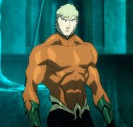 Aquaman (JL-Throne of Atlantis)