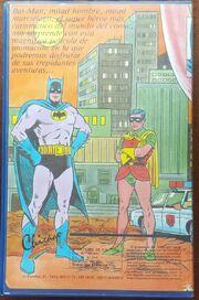 Batman Contra Los Hombres De Estrella Negra (back cover)