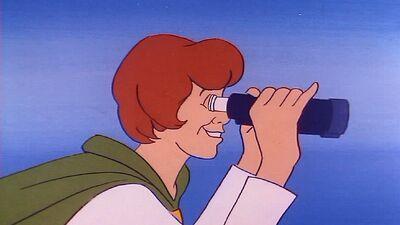 Marvins binoculars