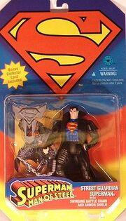 Street Guardian Superman