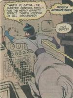 Gravity Stimulator (Super Friends 16)