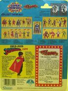 Red Tornado Super Powers FIgure -BACK