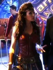 (2010) Lois Lane Erica Durance (Warrior)