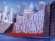 Ocean City Waterfall
