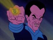 Sinestro Using the Ring (03x14b - Doomsday)